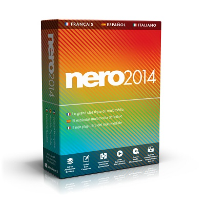 Nero 2014 caja foto 1