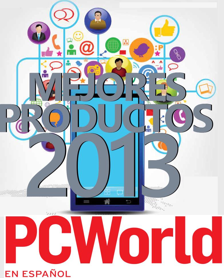 Portada Mejores Productos 2013