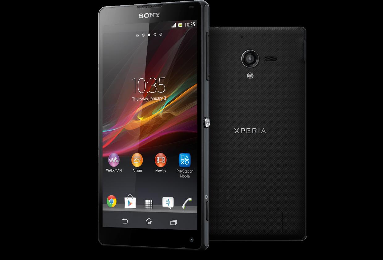 Sony-Xperia-ZL-Smartphone