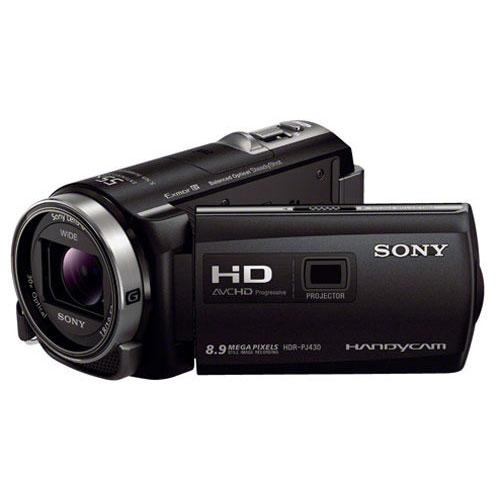 Sony Handycam HDR-PJ430