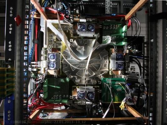 Vida Digital Nuevos Cerebros Neuromorphic computng system alemania