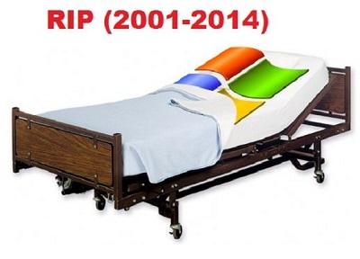 XP-dead