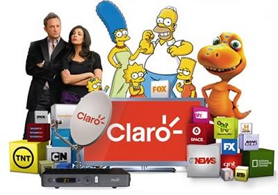 canales hd claro tv