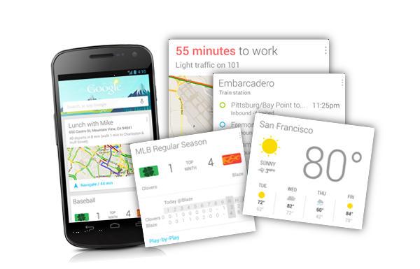Google Now 630