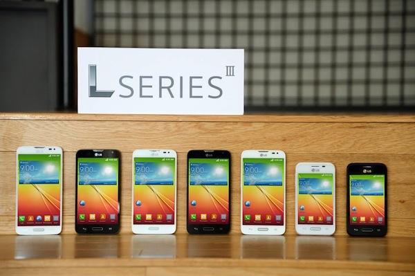 LG serie 3