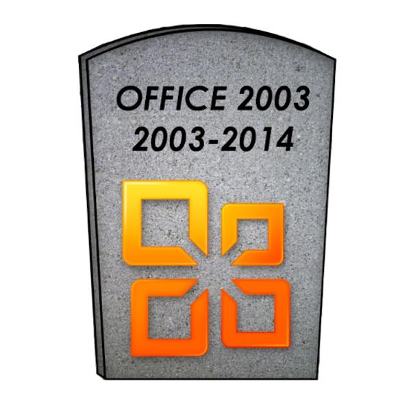 RIP-office2003