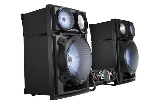 MX-HS9000 008 Dynamic Black