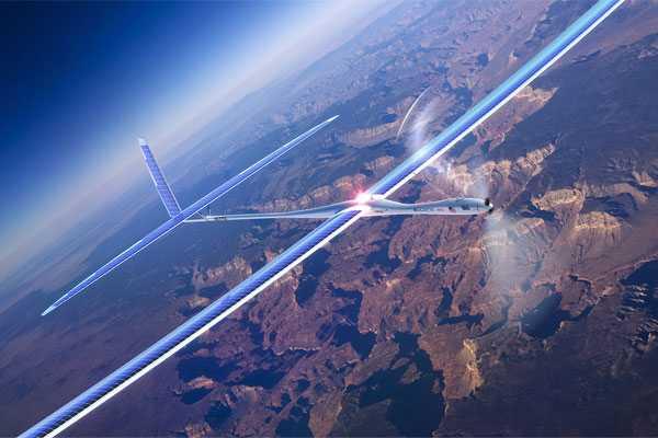 google titan-drones