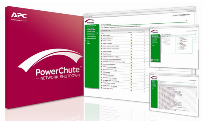 Powerchute Schneider