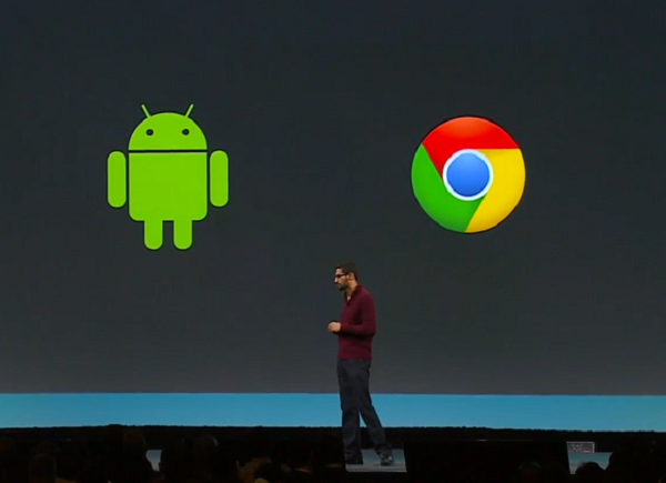 google io-android-and-chrome