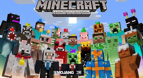 Minecraft-on-Xbox-360-via-Xbox-Live