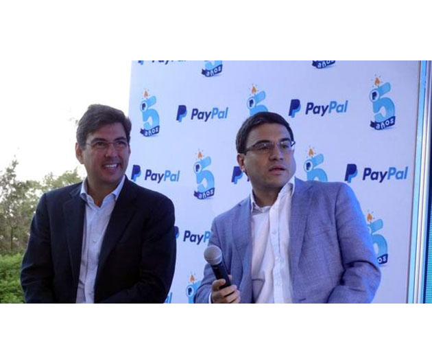 PayPal 5 aniv