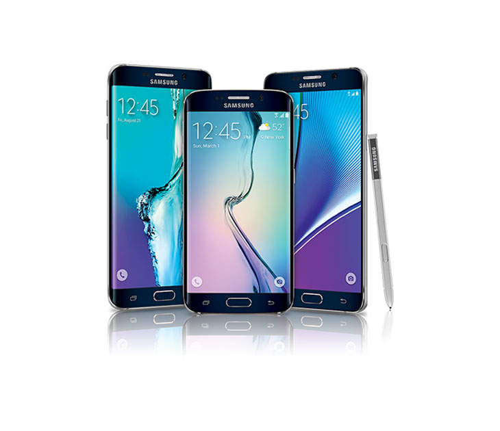 Samsung Test Drive