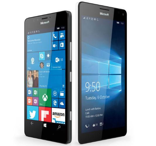 Lumia 950 y 950XL