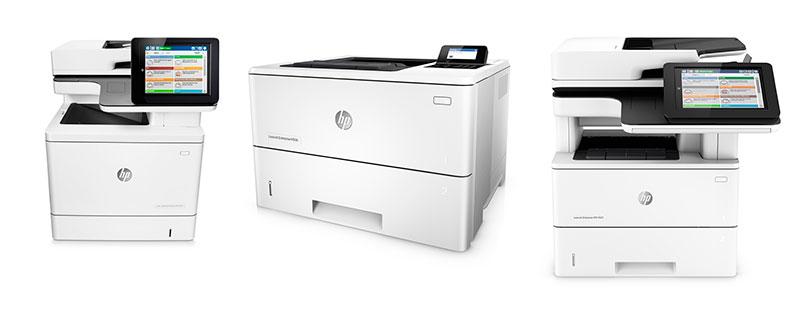 Impresoras empresariales HP LaserJet Enterprise