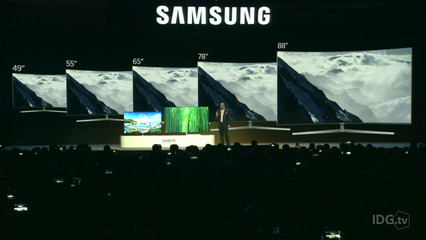 CES Samsung