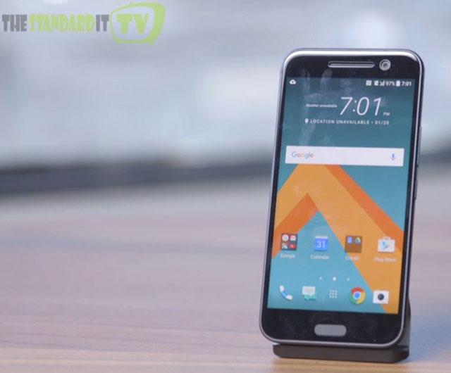 reseña HTC 10