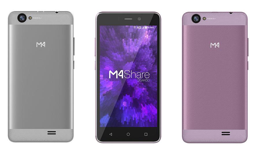 m4 share