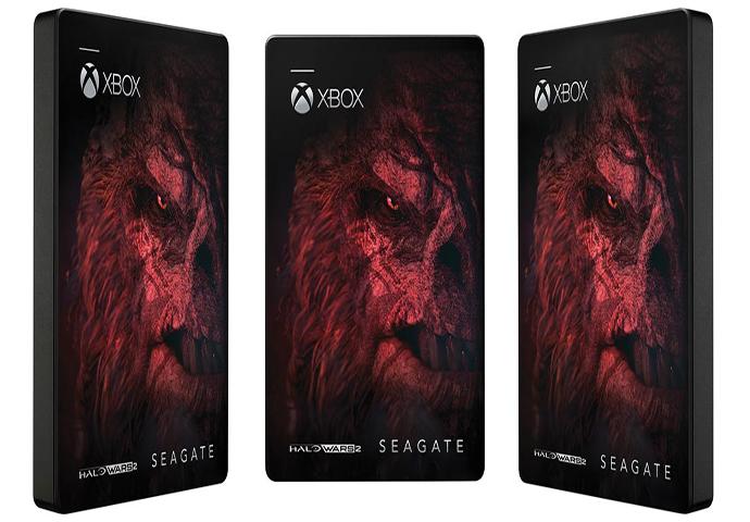 Seagate Game Drive para Xbox