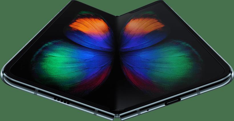 Patente de Samsung revela un futuro interesante