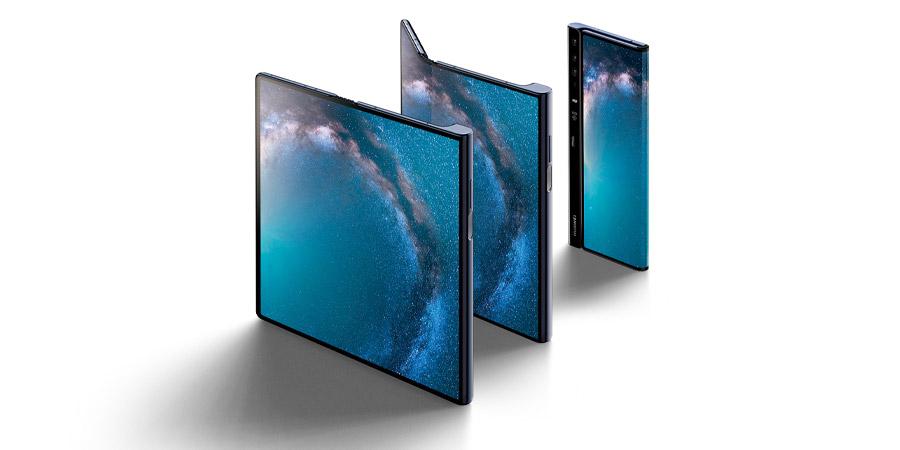 Huawei confirmó disponibilidad de su teléfono plegable
