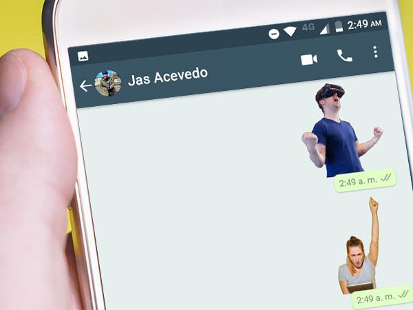 Cómo hacer tus propios Stickers para WhatsApp
