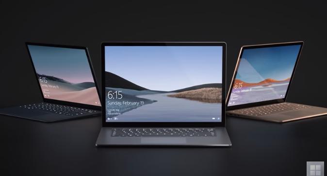 Llegaron las nuevas Surface Laptop y Surface Pro