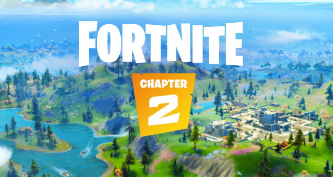 Fortnite regresó con mapa nuevo