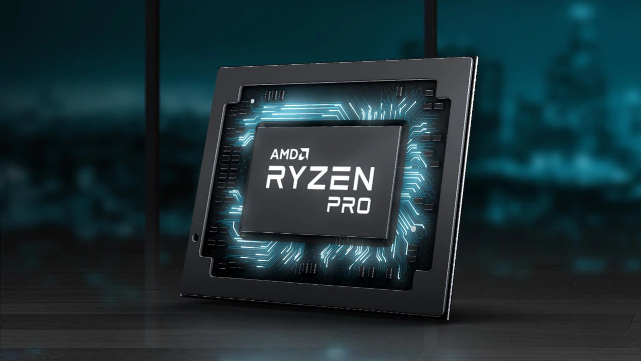 AMD lanza los Ryzen Pro