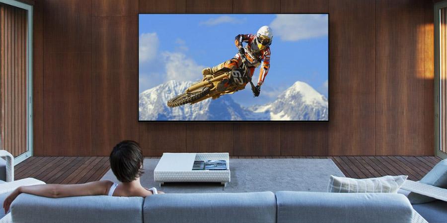 Sony presenta su primera pantalla con resolución 8K