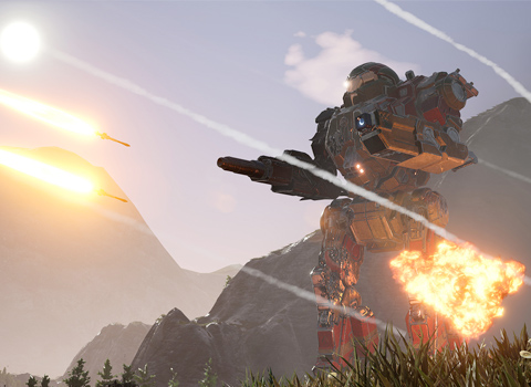 Llega MechWarrior 5: Mercenaries con un nuevo driver de NVIDIA
