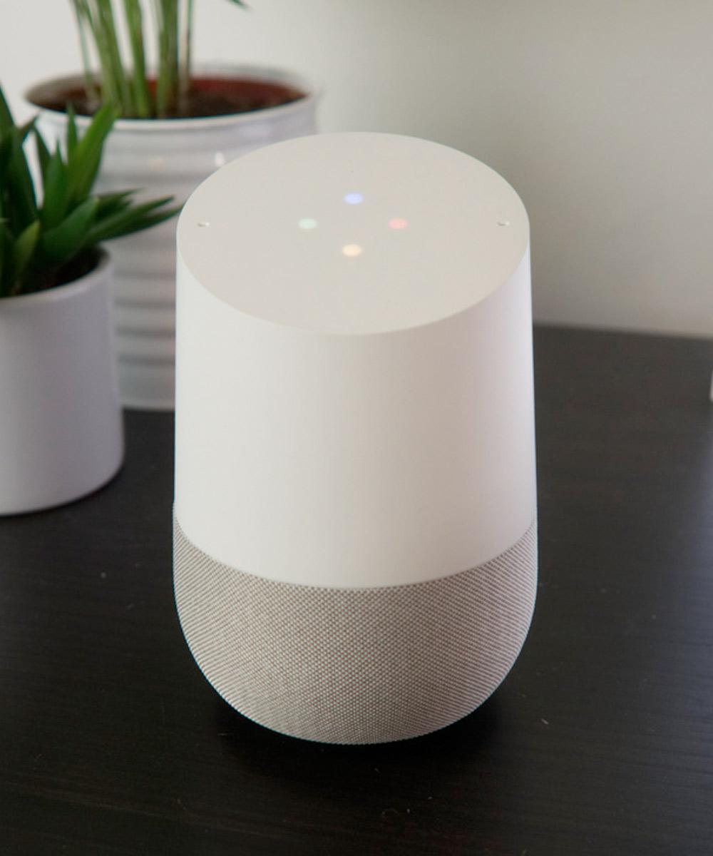 cómo restablecer la configuración de fábrica de Google Home