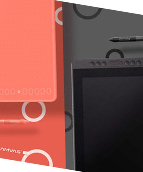 Huion presenta nuevas tabletas gráficas