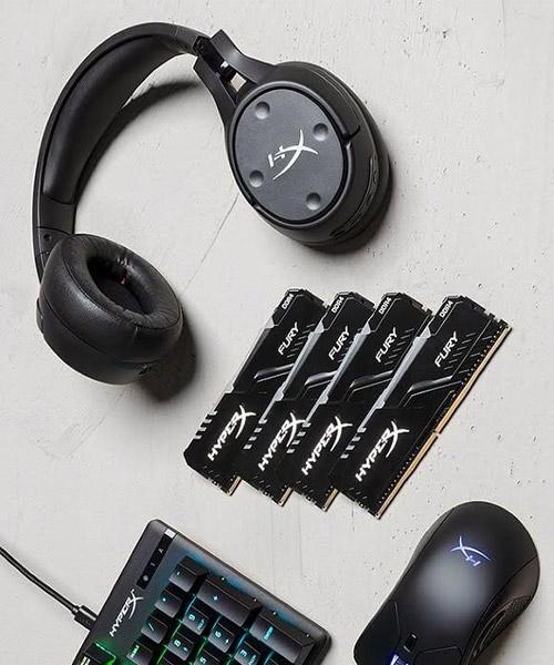 Estos son los nuevos accesorios de HyperX