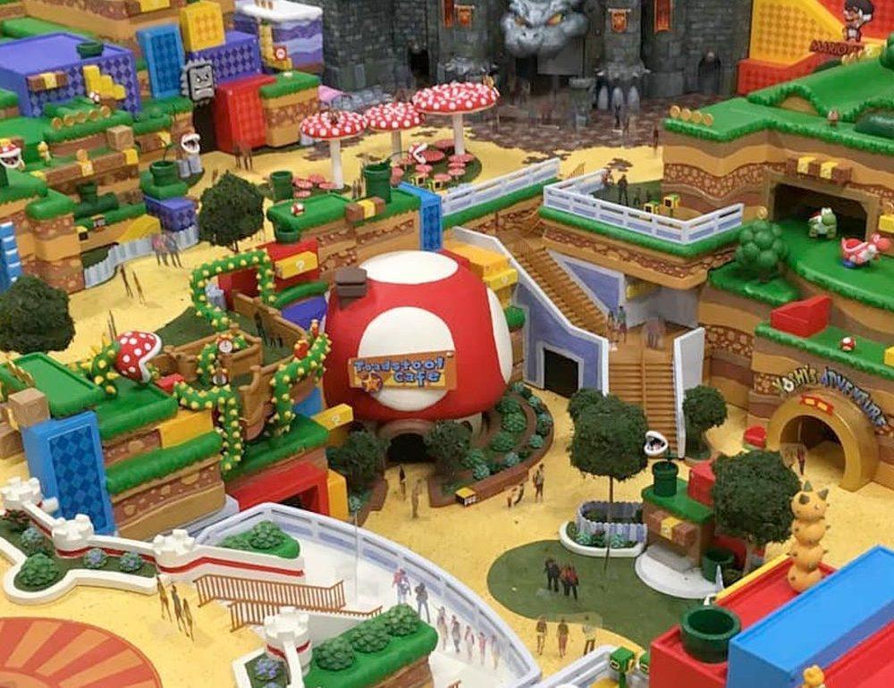 Nintendo World abrirá sus puertas en 2023