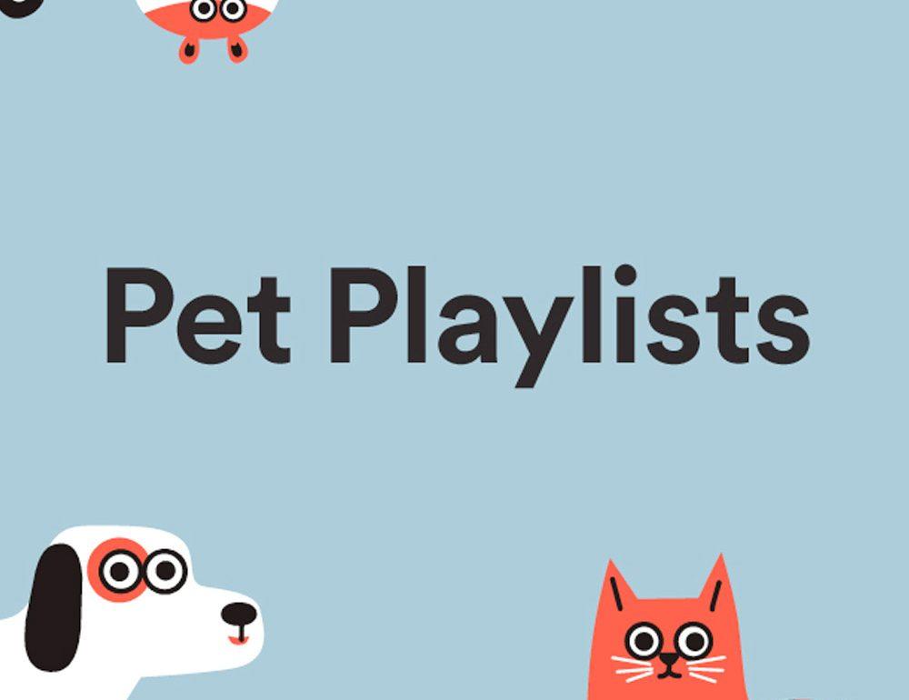 Spotify te ayuda a tener mejor relación con tu mascota