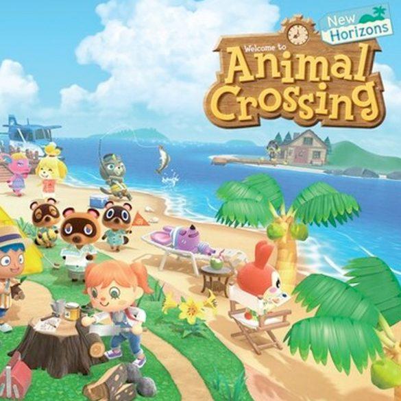 Nintendo reveló Animal Crossing: New Horizons