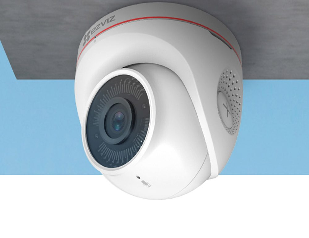 Ezviz presenta nueva cámara de seguridad