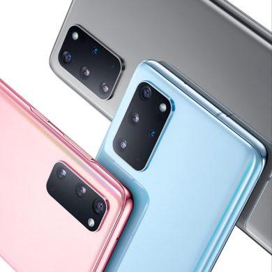 Llegaron los Samsung Galaxy S20, S20+ y S20 Ultra