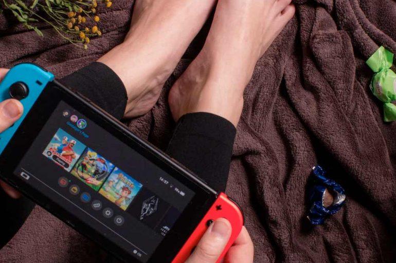 Se teme escasez de Nintendo Switch a partir de abril