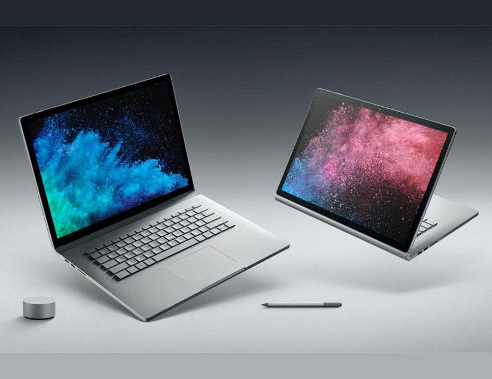 Microsoft podría lanzar las Surface Book 3 y Surface Go 2