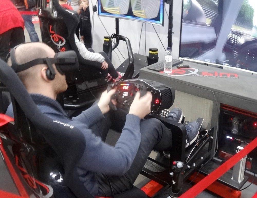 El auge del automovilismo virtual
