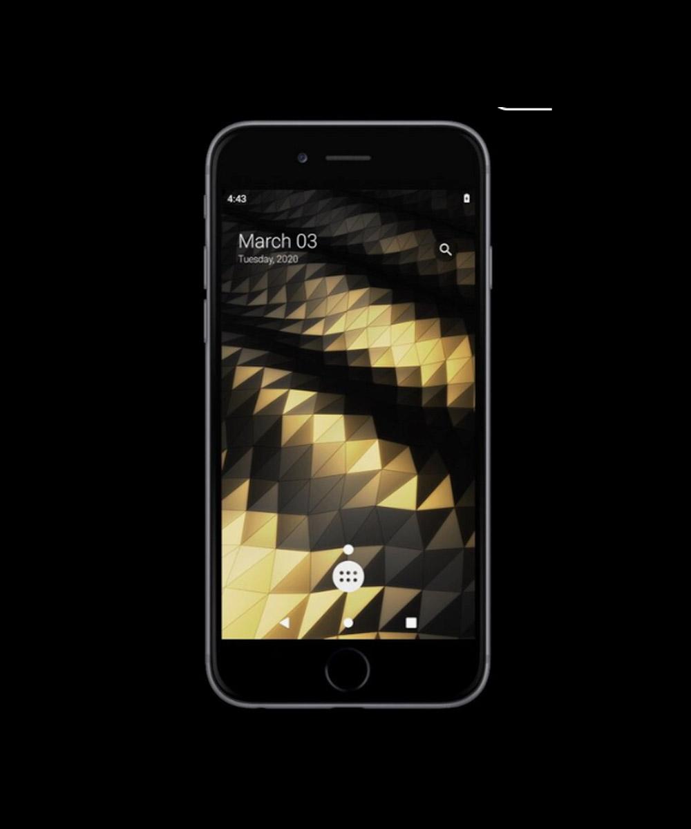 Cómo correr Android en un iPhone
