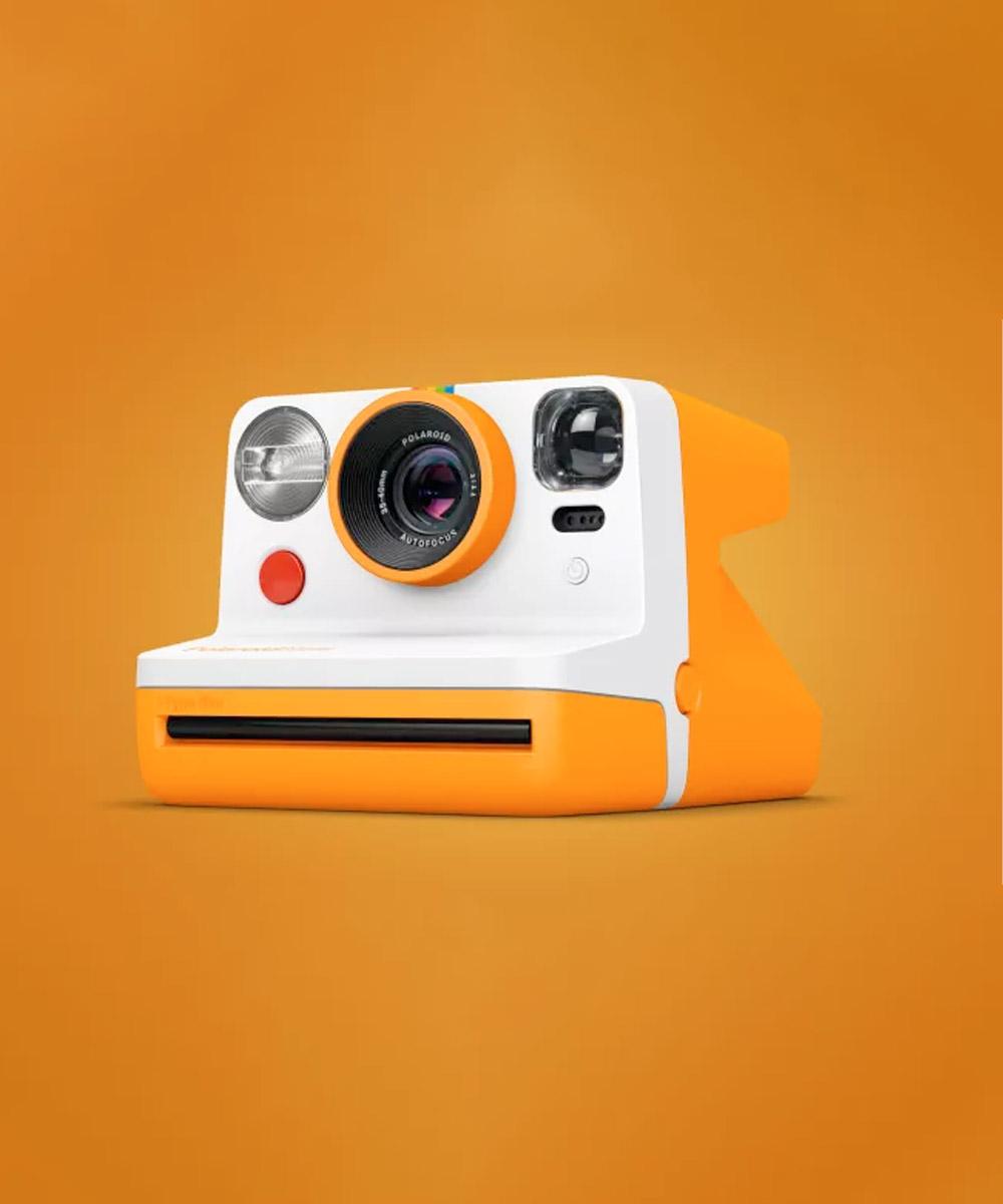 Polaroid presentó su nueva cámara instantánea