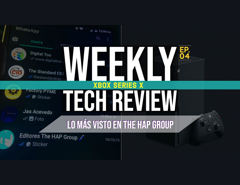 Weekly Tech Review 4