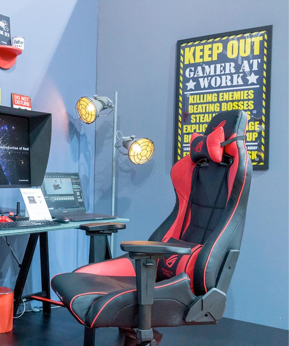 ¿Cómo elegir la mejor silla gamer para ti?