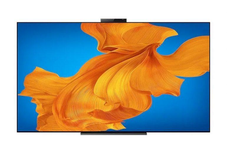 Huawei anunció su nueva TV OLED