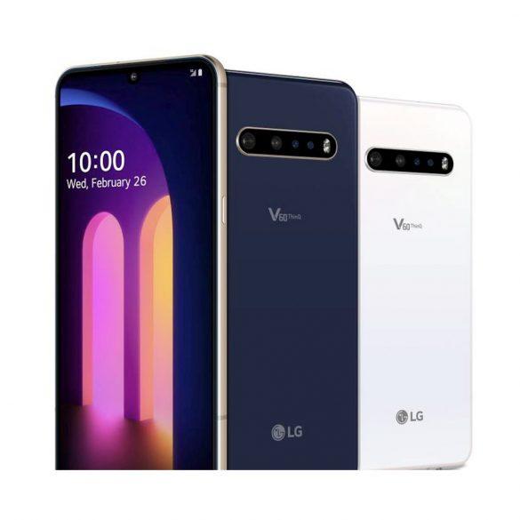 Características del nuevo LG V60 ThinQ 5G