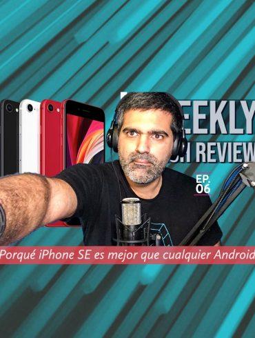 El iPhone SE es mejor
