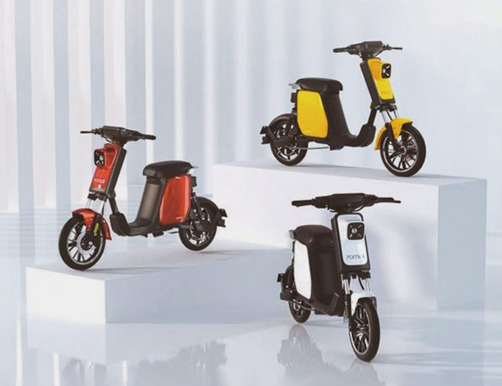 Xiaomi lanza un scooter eléctrico
